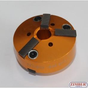 Фреза за шлайфане на леглата на клапани  52-mm-65mm 75° и 60°  (ZR-41VRST1006) - ZIMBER-TOOLS.