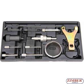ПОД НАЕМ - К-т за зацепване на двигатели Citroen, Peugeot 1.8, 2.0, 2.2 - ZR-36ETTS298 - ZIMBER-TOOLS