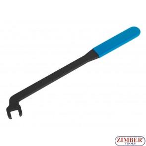 Вспомагателен ключ за монтаж и демонтаж за  ремъци VAG 1.4 TSi/TFSi, ZR-36ETTS232 - ZIMBER TOOLS.