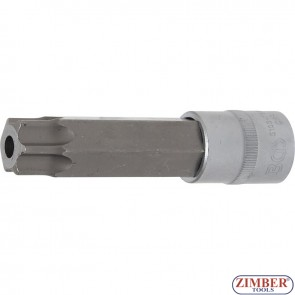 """Вложка с накрайник с дупка T90- 110 mm(1/2"""") Torx - 5103-T90 - BGS technic."""