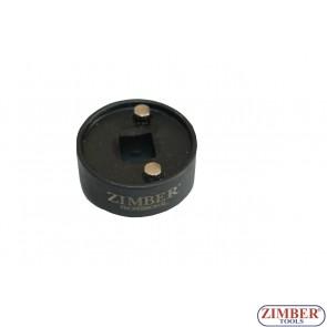 Ключ за монтаж и демонтаж на клапана на разпределителните валове на VW, Audi 1.8 liter, 2.0 liter, 4v, TFSI, OEM T10352 - ZR-36CASVA03 - ZIMBER TOOLS.