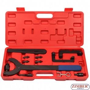 Под наем - Комплект за зацепване на Audi,VW -AUDI Q5 2.0, A6L 2.8/3.0T -  ZT-04A2127- SMANN TOOLS.