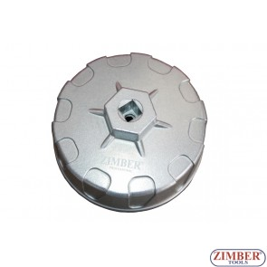 Чашка за маслен филтьр 84-mm, 14- ъгли. Mercedes-Benz  - ZR-36OFCW84 - ZIMBER TOOLS.