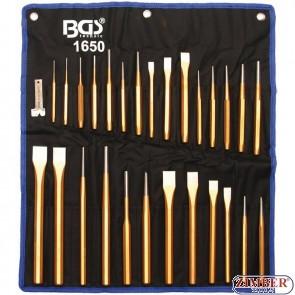 Комплект избивачи и секачи 28 части, 1650 - BGS technic.