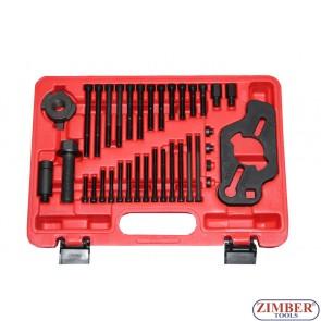 Инструмент за монтаж и демонтаж на шайбата на колянов  вал TOYOTA,NISSAN , ZT-04B3047 - SMANN TOOLS.