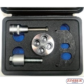 К-т за зацепване за двигатели за бензинови и дизелови двигатели BMW MINI 1.2, 1.5, 2.0 - ZR-36CTHK - ZIMBER TOOLS.