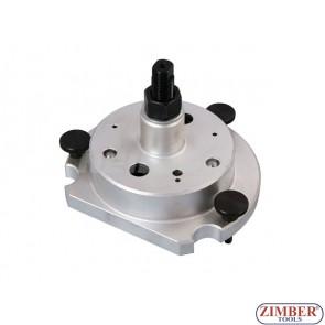 Инструмент за монтаж, демонтаж на задния семеринг на коляновия вал - VW, AUDI - VAG/FIAT 1.4 1.6 16V - ZR-36CSFRIT01 - ZIMBER TOOLS.