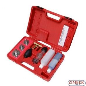 К-т за откриване за течове в охладителната система, ZR-36CLTRTC03 - ZIMBER-TOOLS