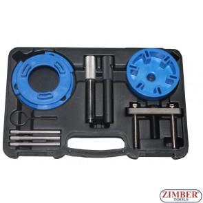 К-т за зацепване на двигатели Jaguar, Land Rover, Ford,Fiat, Peugeot, Citroën 2.0, 2.2, 2.4, 3.2 Diesel - ZR36ETTS208 - ZIMBER TOOLS.