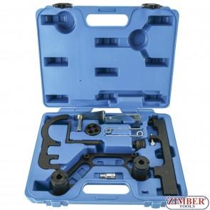 К-т за зацепване на двигатели на BMW - BMW MINI-1.6, 2.0,3.0- N47 N57- E81 E90 E60 E84 E83- ZT-04A2312 - SMANN-TOOLS.