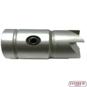 Фрезер за почистване гнездата на дизелови дюзи 1бр - 20x21mm. ZR-41FR07 - ZIMBER-PROFESSINAL