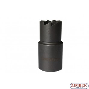 Фрезер за почистване гнездата на дизелови дюзи (прав)1бр 17x19.5mm. ZR-41FR12 - ZIMBER-TOOLS.