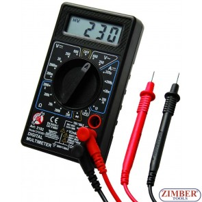 Дигитален Мултицет -2182 - BGS technic.
