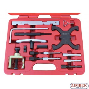 К-т за зацепване на двигатели FORD/VOLVO/MAZDA - ZR-36ETTS120 -  ZIMBER - TOOLS