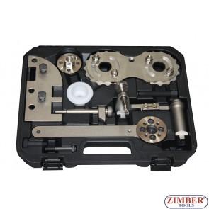 К-т инструменти за зацепване на двигатели Volvo B4204 - ZR-36ETTS219 - ZIMBER TOOLS