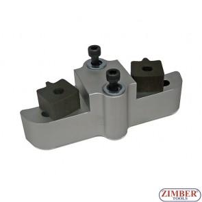 Фиксатор за зацепване за разпределителен вал Volkswagen 1.8 TSI/2.0 TFSI, ZR-36LCSFVW - ZIMBER TOOLS.