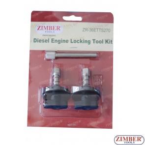 Фиксатори за зацепване на дизелови двигатели - Fiat 1.3 JTD 16v Multijet  - ZR-36ETTS270 - ZIMBER TOOLS.