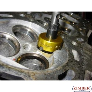 Фреза за леглата на клапани 37-mm-46-mm 60° и 45° (резервна част от к-т: ZR-36VRST, ZR-36VRST10) - ZIMBER-TOOLS.