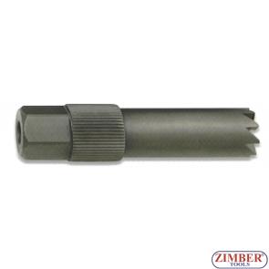 Фрезер за почистване гнездата на дизелови дюзи 1бр - 19mm. ZR-41FR05 - ZIMBER-TOOLS.