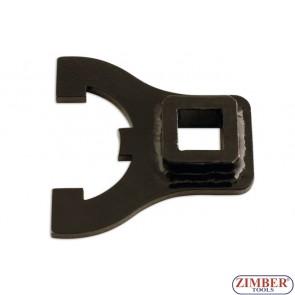 Ключ за соленоида на горивната помпа FORD 1.8i , 2.0 , 2.2 , 2.4 TDCi | TDDDi - ZR-36FSW4 - ZIMBER TOOLS.
