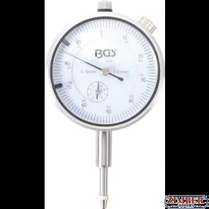 Индикаторен часовник 0-10 мм, (1938-1) - BGS technic
