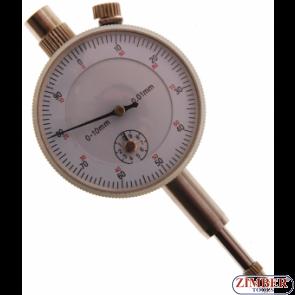Индикаторен часовник    Ø 42 mm - ZB-8319-1 - BGS technic.