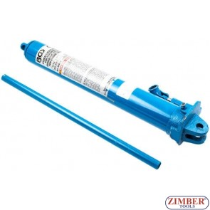 Хидравличен цилиндър за крикове тип жираф (за двигатели) капацитет 3-тона - 9245-1 - BGS technic