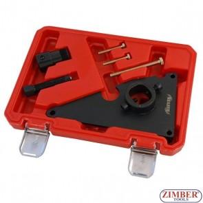 Инструмент за демонтаж на зъбно колело на горивна помпа високо налягане за HYUNDAI и KIA 1.1, 1.4, 1.6 и 1.7 (дизелови двиг. с верига) - 4981 - Neilsen