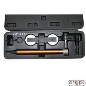 К-т за зацепване на бензинови двигатели VAG-VW, AUDI 1.2, 1.4TFSi, 1.4, 1.6L FSi - ZR-36ETTS24A - ZIMBER TOOLS.