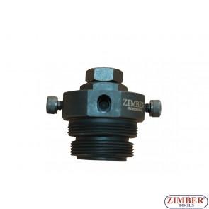Инструмент за демонтаж на зъбно колело на горивна помпа високо налягане за Hyundai / KIA 2.0 / 2.2 CRDI ZR-36HPFIPST - ZIMBER TOOLS.