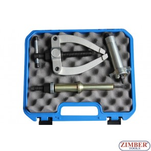 Инструмент за монтаж и демонтаж на инжекторна втулки (дефтунги) за камиони VOLVO (FM) - ZR-36ISRIV01 - ZIMBER TOOLS.