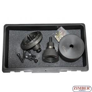 Инструмент за монтаж и демонтаж на семеринги за колянов вал BMW N40, N42, N45, N45T, N46, N46T, N52, N53, N54) ZR-36ETTSB49 - ZIMBER TOOLS.