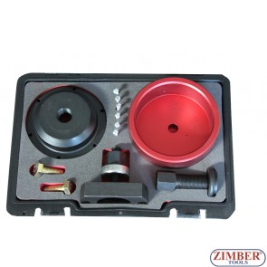 Инструмент за монтаж и демонтаж на семеринги за колянов вал BMW N40, N42, N45, N45T, N46, N46T, N52, N53, N54) ZT-04A1036D - SMANN TOOLS.