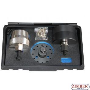 Инструмент за монтаж и демонтаж на семеринги за колянов вал BMW N55 - ZR-36CSRI01 - ZIMBER TOOLS.