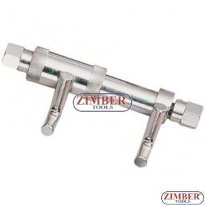 Инструмент за монтаж и демонтаж на скоби  за ауспуси AUDI, VW, Seat, Skoda, ZR-36ESCRFVAG - ZIMBER TOOLS.