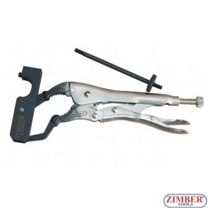 Инструмент за притискане на торсионна пружина за разпределителен вал BMW N42,N46 - ZR- 36BVPSIRT - ZIMBER TOOLS