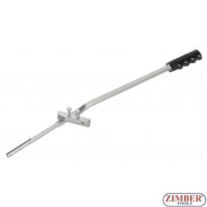 Инструмент за притискане обтeгача на веригата на TFSI двигатели VAG- OEM T40243 - ZR-36ETTS210 - ZIMBER TOOLS.