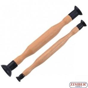Инструмент за шлайфане на клапани 2бр. (ZT-04220) - SMANN TOOLS.