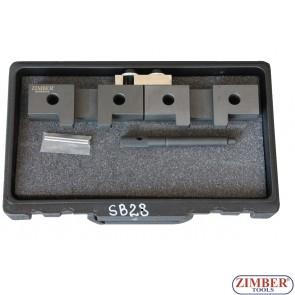 Инструмент за зацепване разпределителния вал на BMW (M42,M50) ZR-36ETTSB28 - ZIMBER TOOLS.