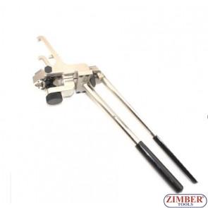 Инструмент за монтажа и демонтажа на пружините за разпределителни валове BMW N13, N20, N26, N51, N52, N53, N54, N55 - ZR-36VSRI02 - ZIMBER TOOLS
