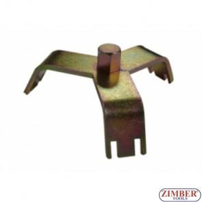 Ключ за монтаж и демонтаж на бензинова помпа FORD, ZJ-AI010036 - JONNESWAY