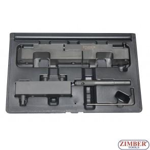 К-т фиксатори за зацепване на двигатели Opel 1.6 CDTI & 1.6 SIDI,  дизел & бензин - ZR-36ETTS291 - ZIMBER TOOLS.