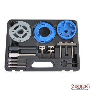 К-т фиксатори за зацепване на двигатели Ford Ranger / Mazda Duratorq 2.0, 2.2, 2.4 & 3.2L - ZR-36ETTS240 - ZIMBER TOOLS.