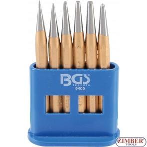 К-т избивачи| 120 mm | 1 - 5 mm | 6 части. - 9409 - BGS technic