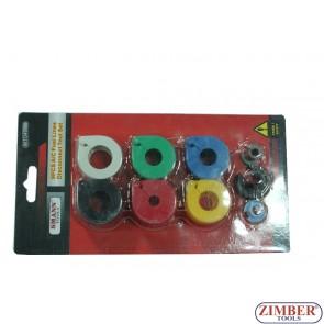 К-т скоби за разглобяване на бързи връзки 9 части - ZT-04069 - SMANN TOOLS