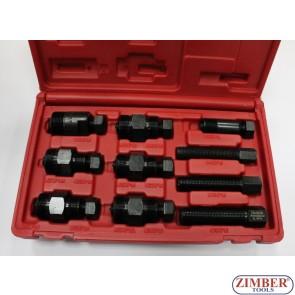 К-т за демонтаж на магнети на мотоциклети (ZR-36FDP) - ZIMBER-TOOLS