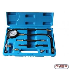 Комплект за тестване на горивния инжекцион, ZT-04A3006 - SMANN TOOLS