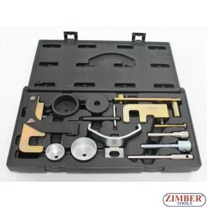 Комплект за зацепване на дизелови двигатели DCI за Renault, Opel, Nissan, Dacia - 1.5, 1.9, 2.2, 2.5 - ZR-36ETTS146 - ZIMBER TOOLS