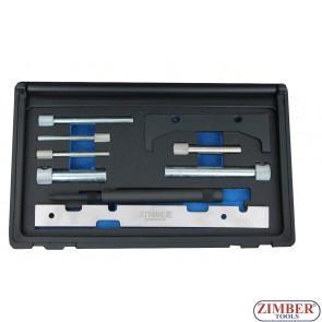 К-т за зацепване на дизелови двигатели FORD, MAZDA, AUDI, SEAT,VW & VOLVO - ZR-36ETTS274 - ZIMBER TOOLS.