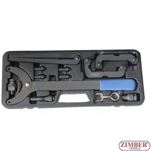 Комплект за зацепване на Audi,VW -AUDI Q5 2.0, A6L 2.8/3.0T - ZIMBER TOOLS.
